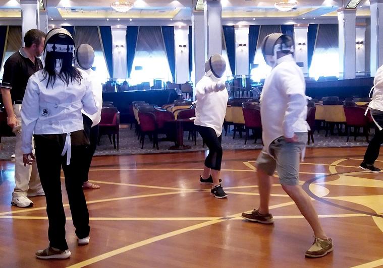 Fencing QM2