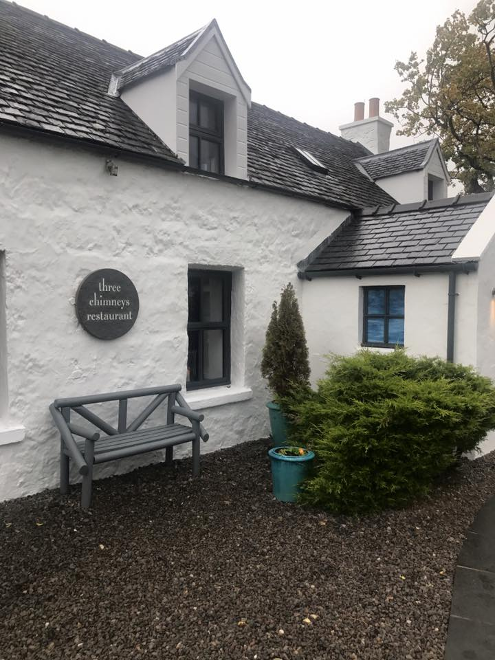 The Three Chimneys restaurant