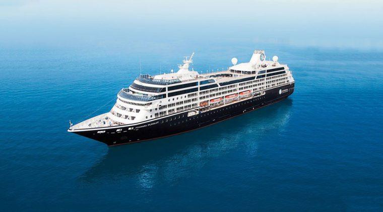 Azamara Club Cruises, Azamara Pursuit