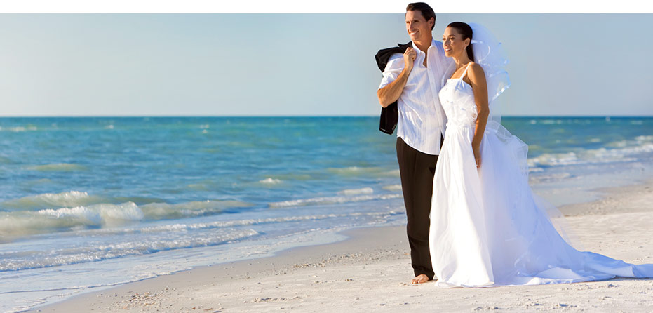 Getting married on-board or on-shore