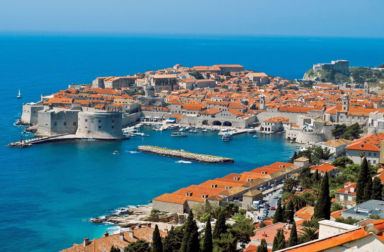 Fly Med cruise to Dubrovnik