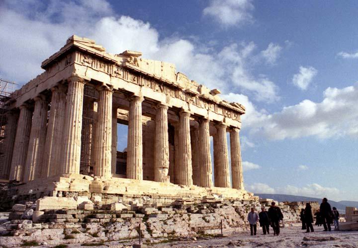 Mediterranean cruise to Athens