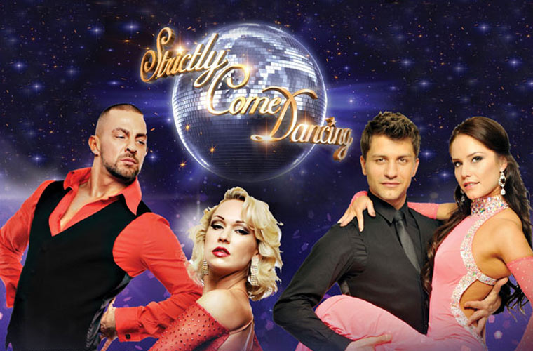 Strictly Come Dancing Speciality Cruise