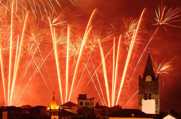 New Year's Eve in Madeira