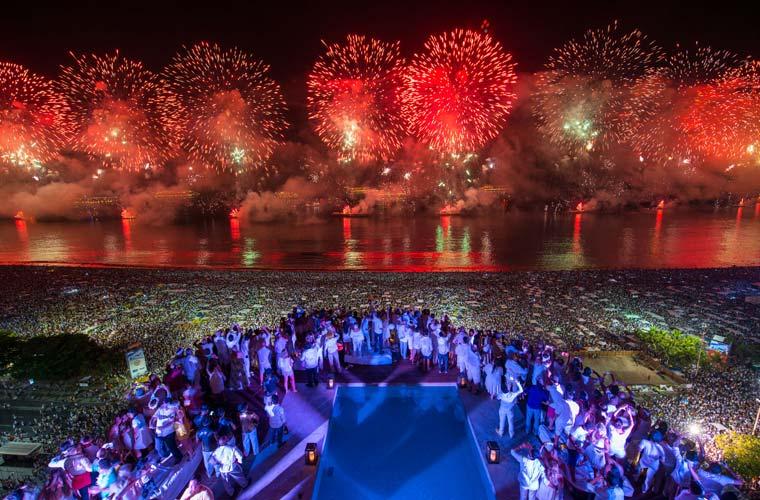 Rio for New Year's Eve