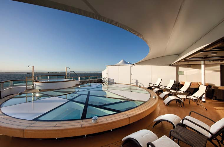 The Spa at Seabourn on Seabourn Quest – Seabourn