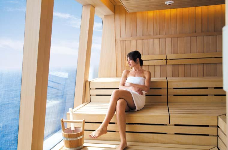 The Mandara Spa on Norwegian Escape – Norwegian Cruise Line