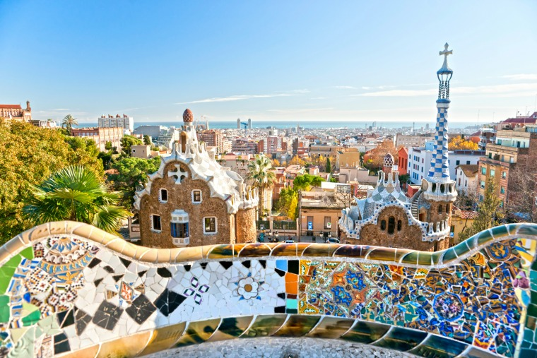 Fly-Med Cruises to Barcelona