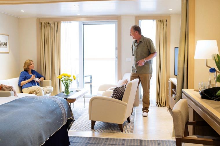 Viking Star accommodation