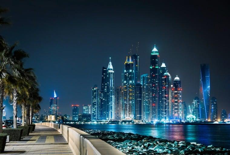 Jewels of Arabia - Dubai