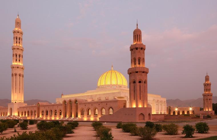 Jewels of Arabia - Muscat