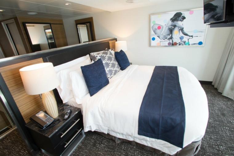 Anthem of the Seas accommodation