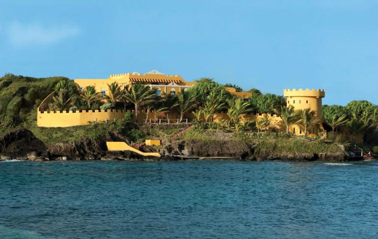 Azzura Castle – L'Anse aux Epines, Grenada