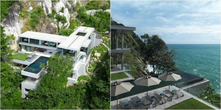 Villa Amanzi – Cape Amarin, Phuket
