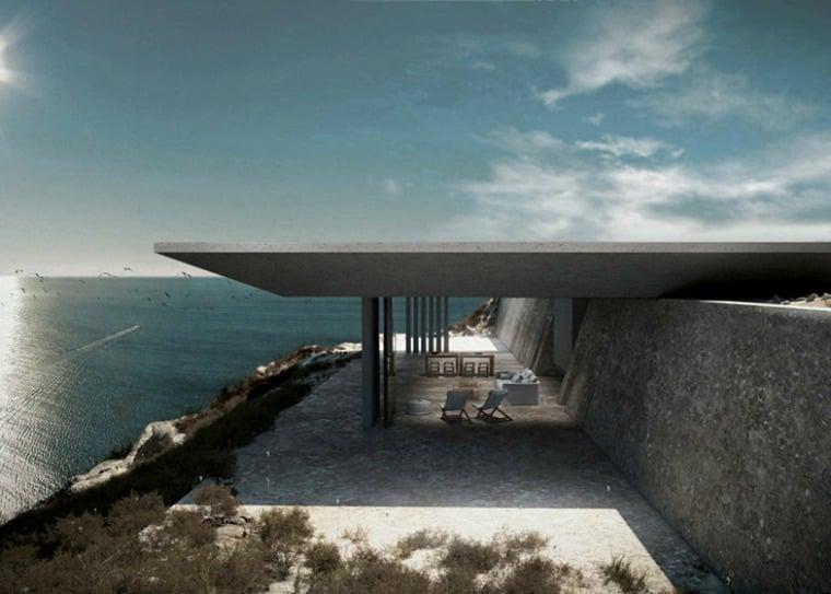 Mirage House – Tinos, Greece
