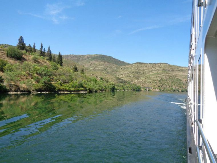 Douro Delights river cruise itinerary