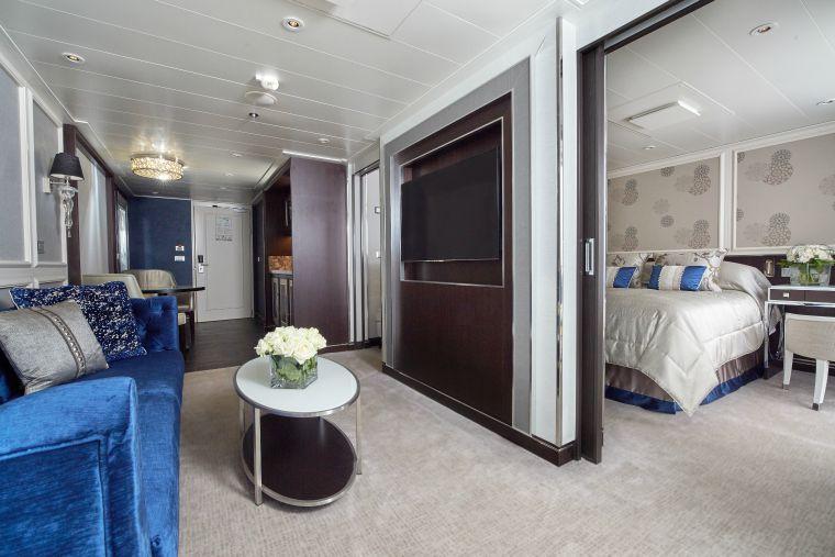 Seven Seas Explorer Accommodation