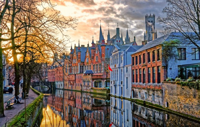 World's Friendliest Cities - Bruges