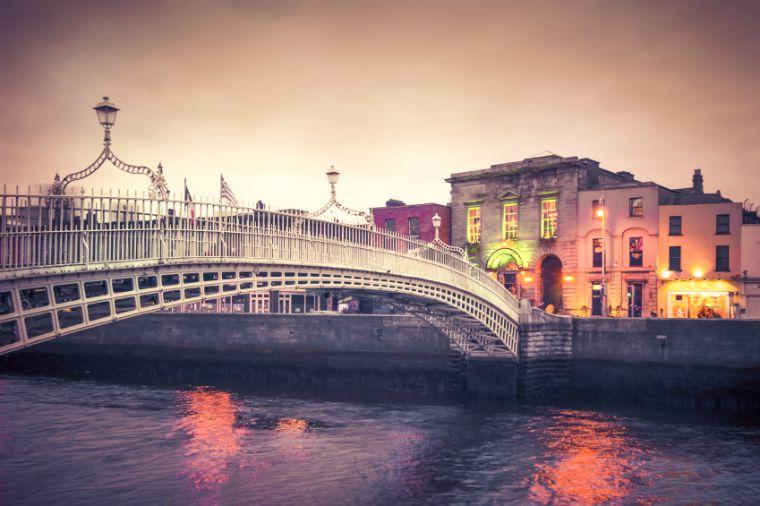 World's Friendliest Cities - Dublin