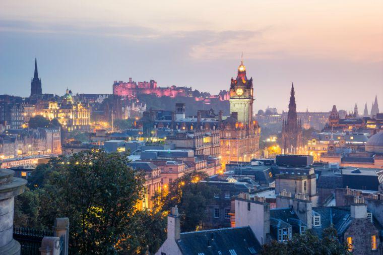 World's Friendliest Cities - Edinburgh