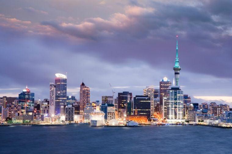 World's Friendliest Cities - Auckland