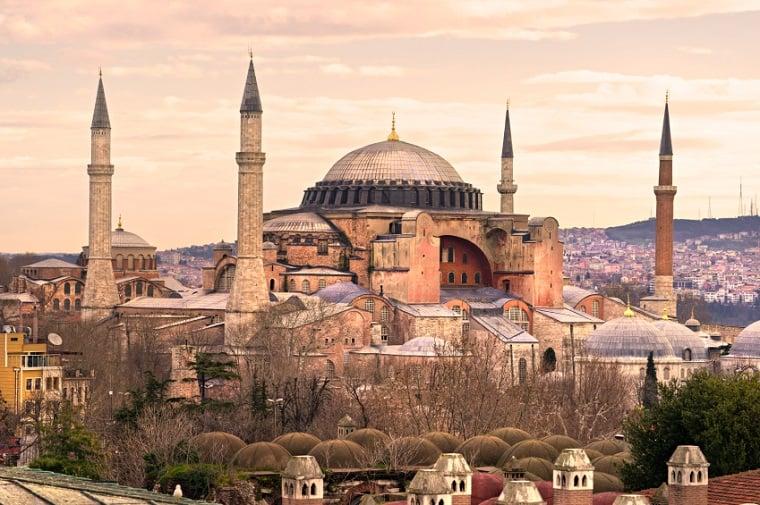 James Bond film locations - Istanbul