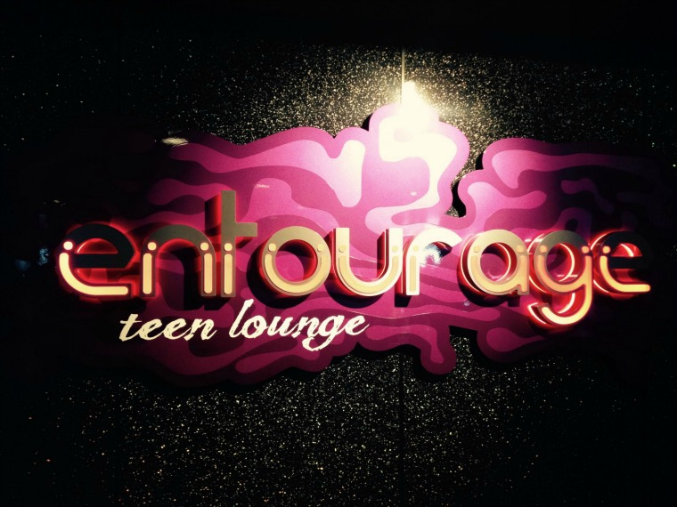 NCL Escape Entourage Teen lounge