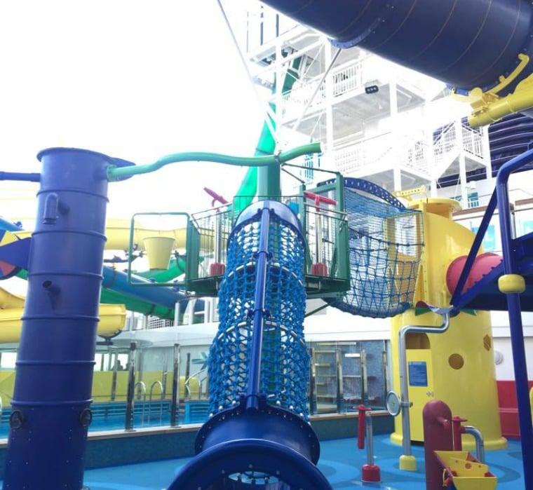Amazing children's facilities on board NCL Escape