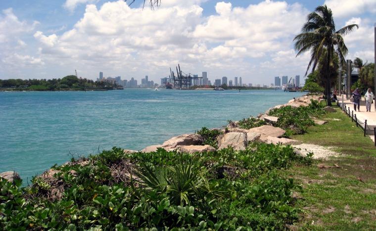 South Pointe Park - Miami