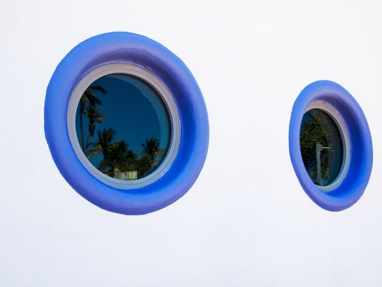 Miami portholes