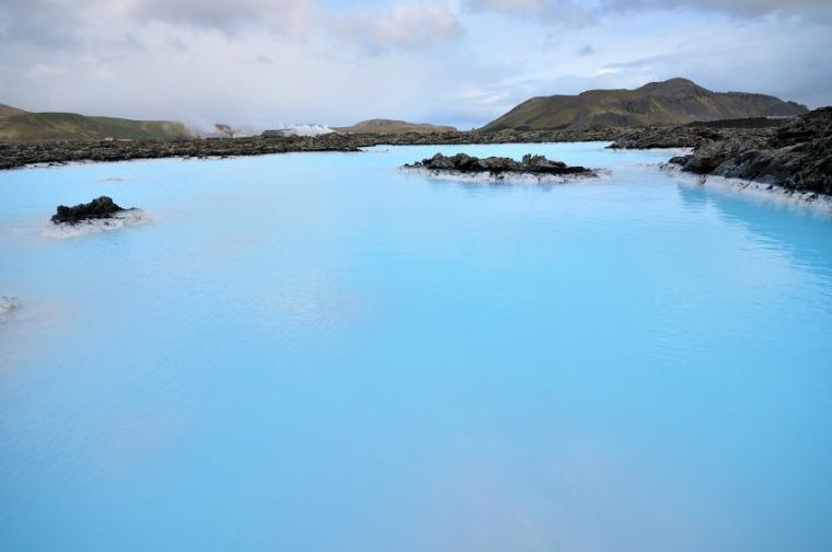 Blue Lagoon Geothermal Spa – Iceland