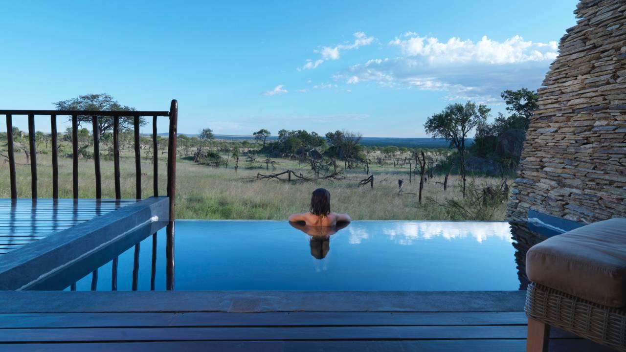 Four Seasons Safari Lodge – Serengeti, Tanzania