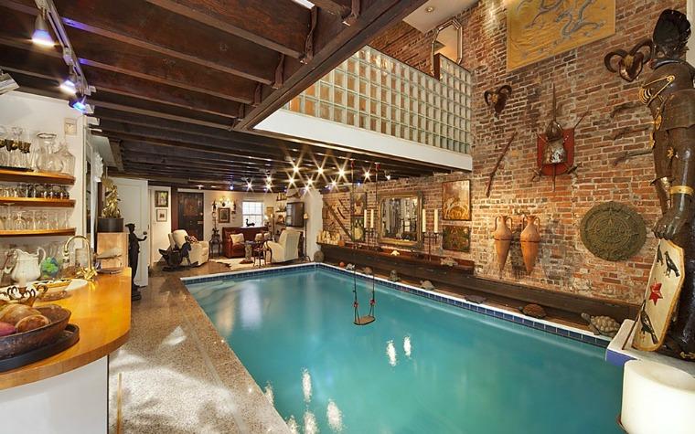 Living Room Pool – New York