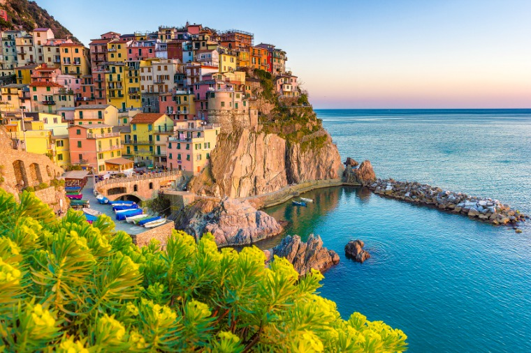 Photographs from the Amalfi Coast