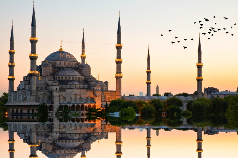 Fly-Med Cruises to Istanbul