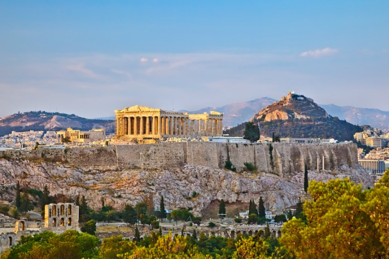 Fly-Med Cruises to Athens