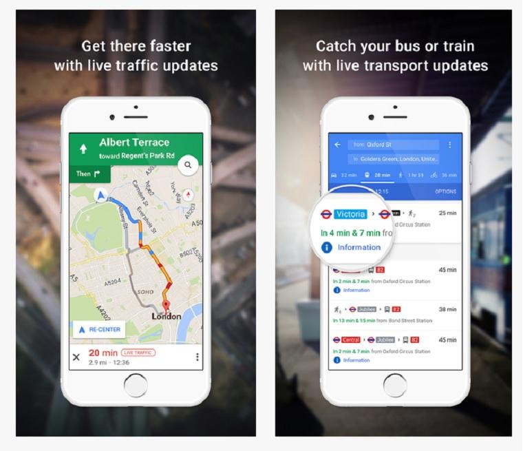 google travel apps