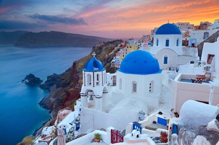 Beautiful Santorini Photographs