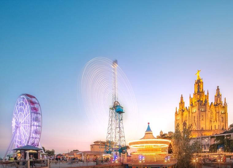 Family-Friendly Excursions - Tibidabo – Barcelona