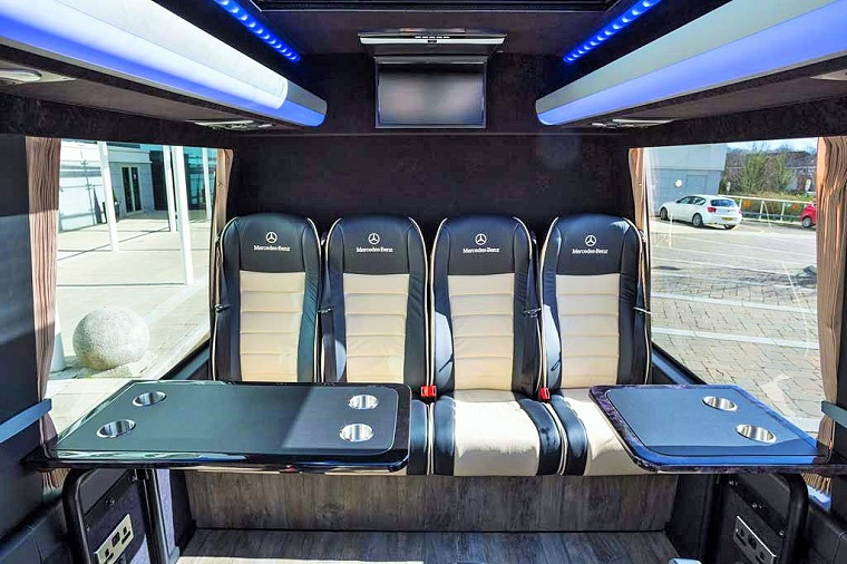 Ports Direct Mercedes vehicle
