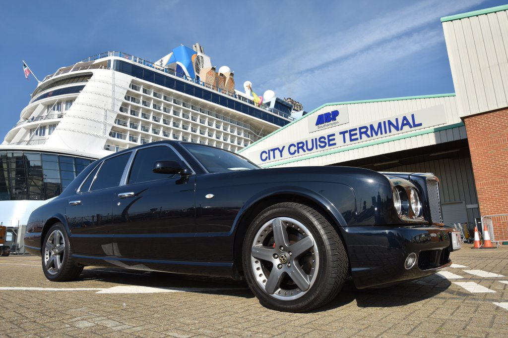 Example Ports Direct luxury car