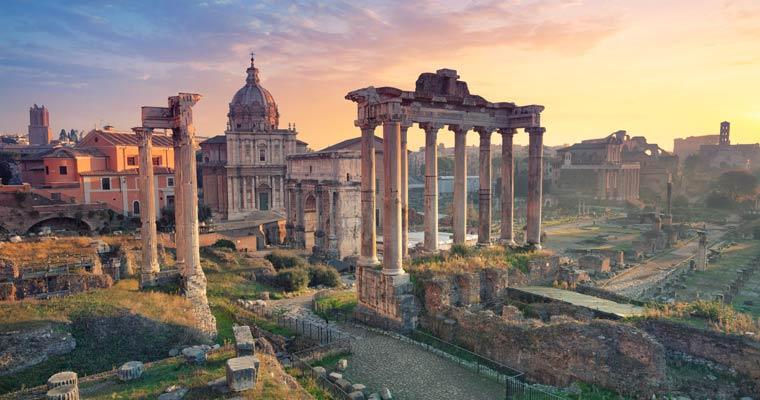 Ultimate Movie Cruise Rome