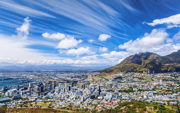 Cape Town honeymoon cruise
