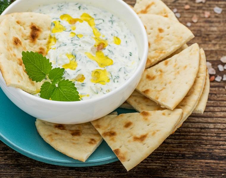 Tzatziki Greek Lunch
