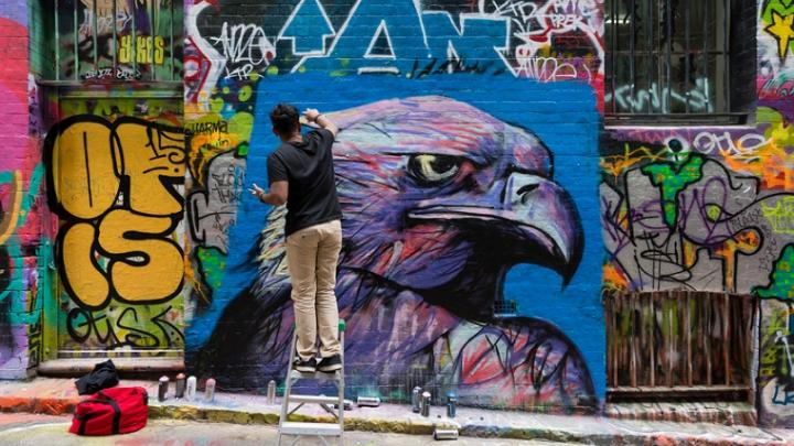 The Best Street Art In The World Is Here