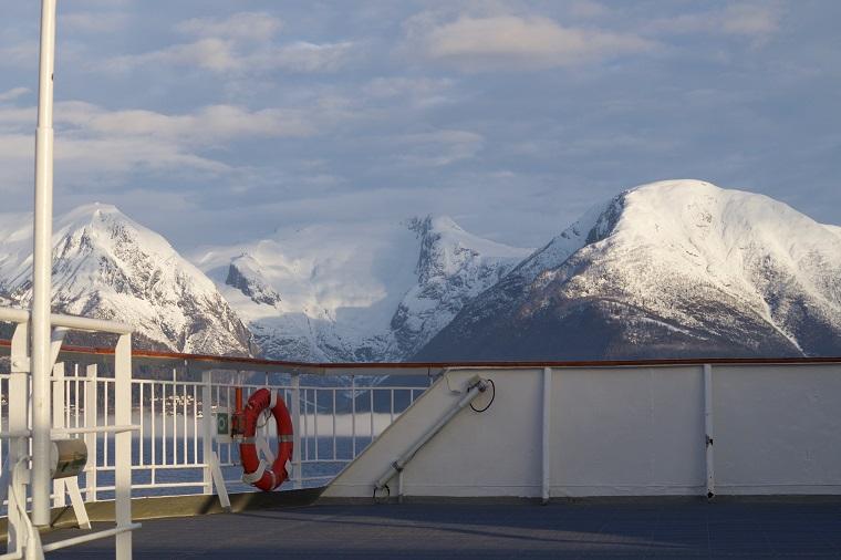 A RIB Safari In The World's Longest Fjord