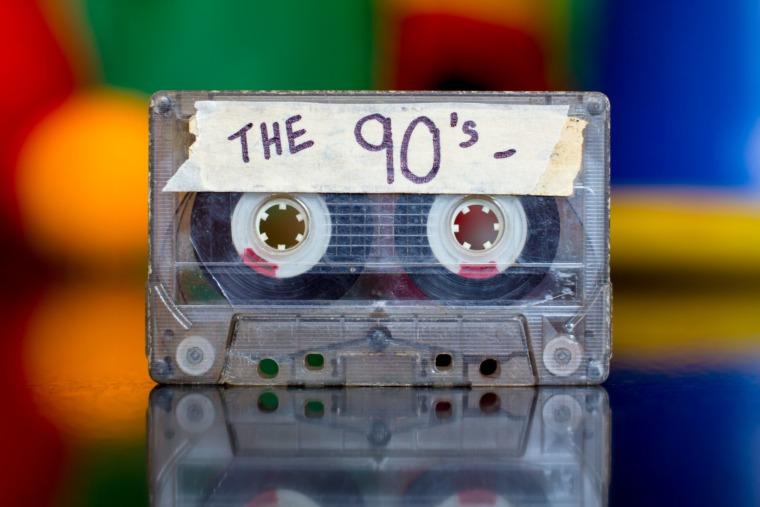 90s music mixtape