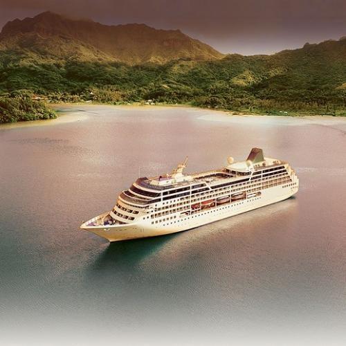 P&O Cruises Holidays Adonia