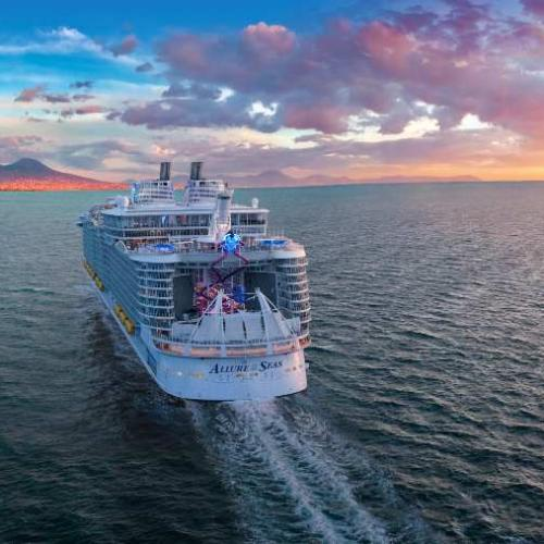 Allure of the Seas, Royal Caribbean Cruise Holidays