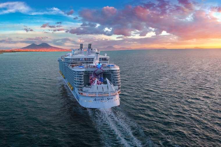 Allure of the Seas, Royal Caribbean Cruise Holidays